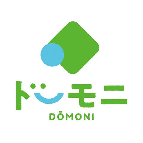 ドーモニのロゴ